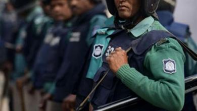 الشرطة البنجلاديشية