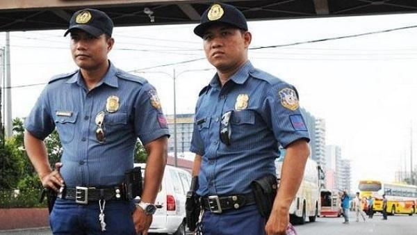 الشرطة الفلبينية