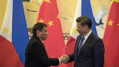 Photo of الصين والفلبين تتفقان على تجنب استخدام القوة في بحر الصين