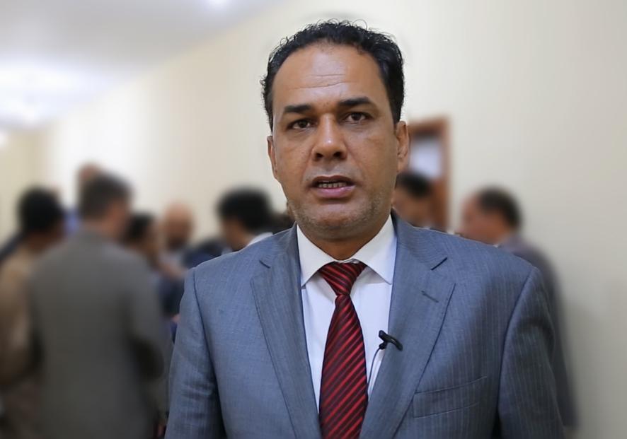 عضو مجلس النواب عيسى العريبي