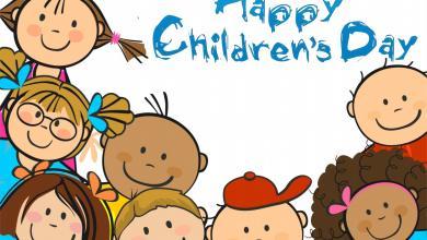 """Photo of """"20"""" نوفمبر.. """"غوغل"""" يحتفي باليوم العالمي للطفل"""