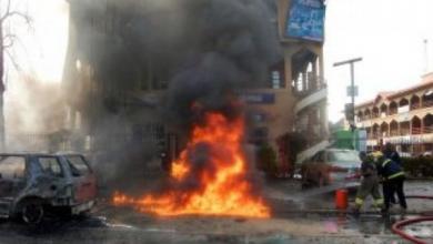 Photo of انتحاري يقتل 15 شخصا على الأقل بمسجد في شمال شرق نيجيريا
