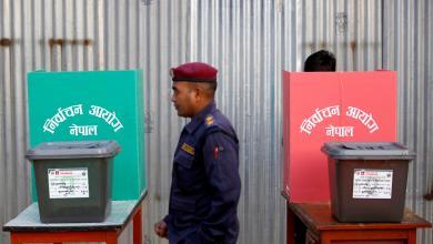 انتخابات برلمانية في طريق نيبال من الملكية إلى الجمهورية