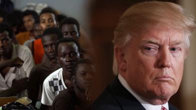"""صورة ترامب يُكذّب (CNN).. ماذا عن تقرير """"العبودية"""" بليبيا؟"""