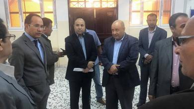 """Photo of """"تعليم الوفاق"""" يتفقد مشاريع صيانة مدارس """"القره بوللي"""""""