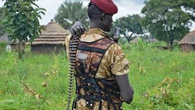 Photo of جنوب السودان يرفع الحصار عن منزل قائد الجيش السابق