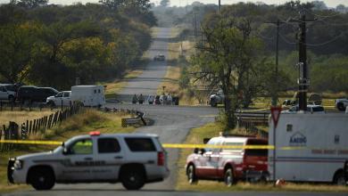 حادثة تكساس