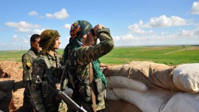 حركة سوريا الديمقراطية الكردية