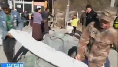 زلزال قوي يضرب التبت ولا إصابات حتى الآن