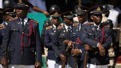 عودة الجيش في هاييتي بعد حلّه في العام 1995