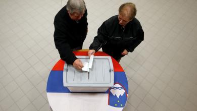 فتح مراكز الاقتراع في جولة الإعادة في الانتخابات الرئاسية في سلوفينيا