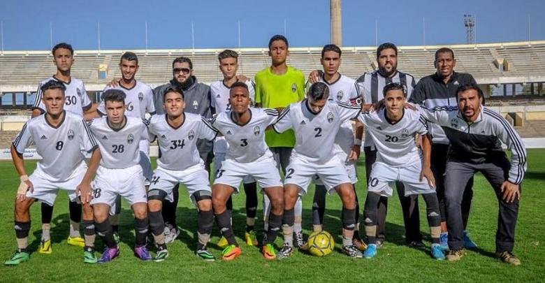 فريق المدينة لكرة القدم لفئة الأواسط 2018