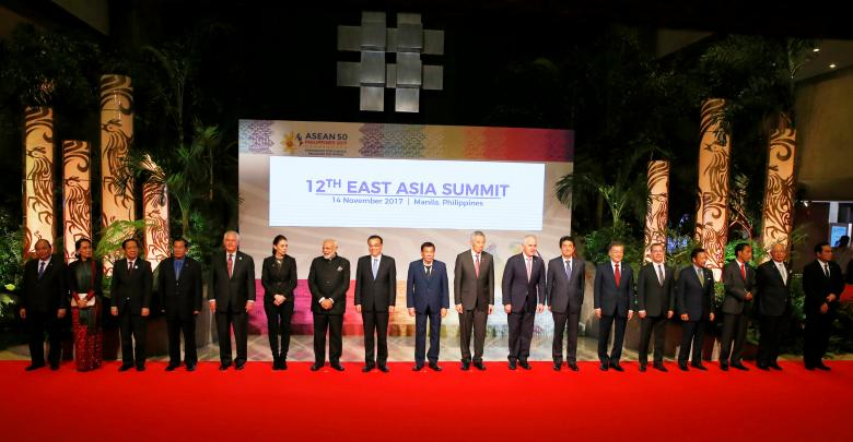 قمة شرق آسيا