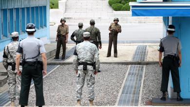كوريا الجنوبية و كوريا الشمالية