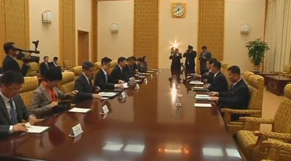 كوريا الشمالية مبعوث الصين يشدد على تطوير العلاقات