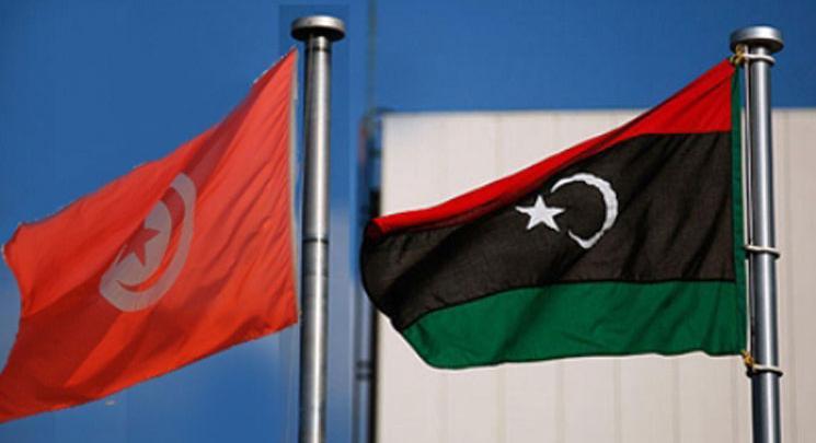علمي ليبيا تونس