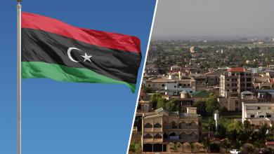 ليبيا وبوركينا فاسو