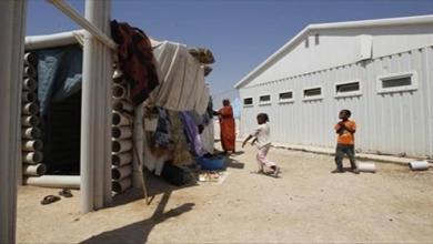 مخيم تاورغاء الفلاح 2