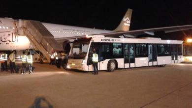 Photo of تحويل الرحلات من مصراتة إلى مطار امعيتيقة