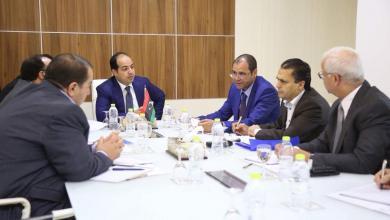 "Photo of ""معيتيق"" يلتقي عددا من وزراء ""الوفاق"" في طرابلس"