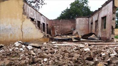 هجوم سابق شنته جماعة بوكو حرام