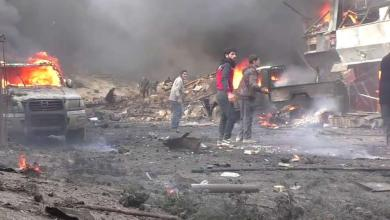 Photo of تفجير لداعش يقتل عشرات اللاجئين في شرق سوريا