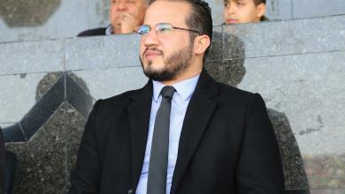 المهندس زياد قريرة رئيس هيئة الشباب والرياضة بحكومة الوفاق الوطني