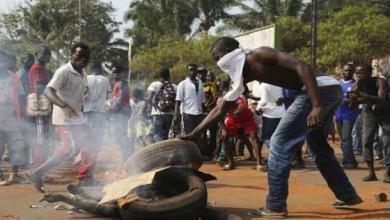 Photo of 7 قتلى في هجوم على حفل موسيقي بأفريقيا الوسطى