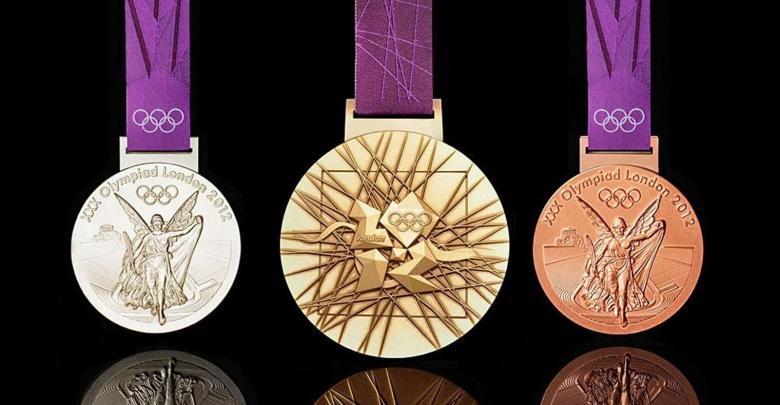 ميداليات الأولمبية