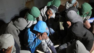 """صورة """"الخوجة"""" من بيرن: ليبيا دولة """"عبور"""" ولا تتعاطى قوانين """"اللجوء"""""""