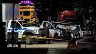 "Photo of السلطات الأمريكية تصف هجوم نيويورك ""بالإرهابي"""