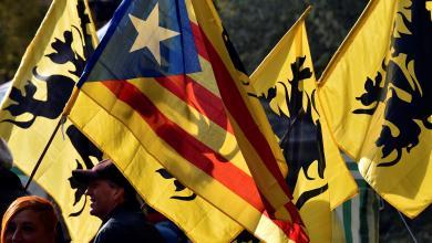 صورة مدريد تعتقد أن روسيا روّجت لاستفتاء استقلال كتالونيا