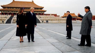 """صورة كبير المفاوضين الأميركيين يصل إلى """"كوريا الجنوبية"""""""
