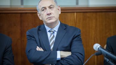 رئيس الوزراء بنيامين نتنياهو