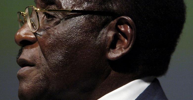 روبرت موغابي