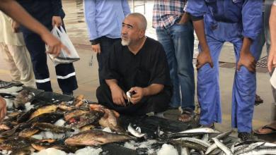Photo of الغلاء يكوي عُشاق الحوت في ليبيا