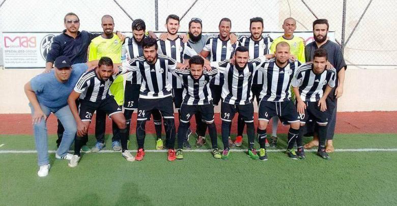 الدوري الليبي لكرة القدم المصغرة