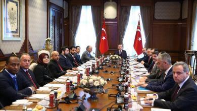 Photo of بعيدا عن الأعين.. أردوغان يستقبل وفدا من مجلس النواب