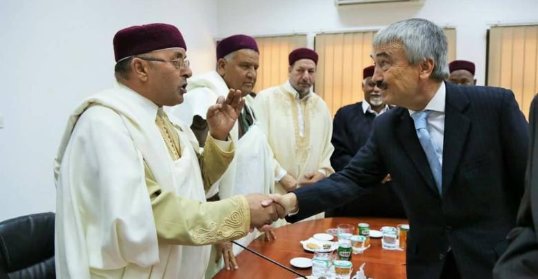 بيتير ميليت في بلدية بنغازي