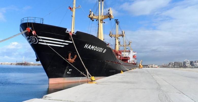 Photo of ميناء بنغازي يستقبل 700 سيارة وشاحنة ألمانية