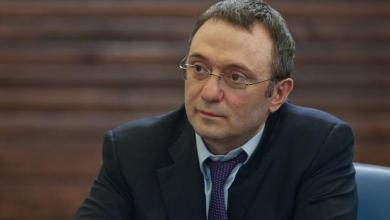 رجل الأعمال والنائب الروسي سليمان كريموف