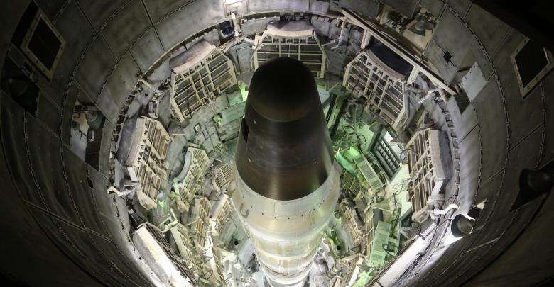الترسانة النووية الأميركية