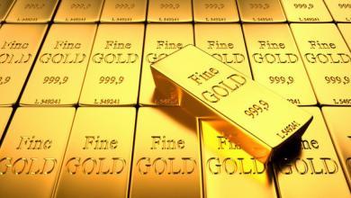 """Photo of الذهب يرتفع والأنظار على """"البنك المركزي الأمريكي"""""""