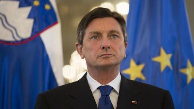 رئيس سلوفينيا بوروت باهور
