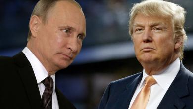 دونالد ترامب و فلاديمير بوتين