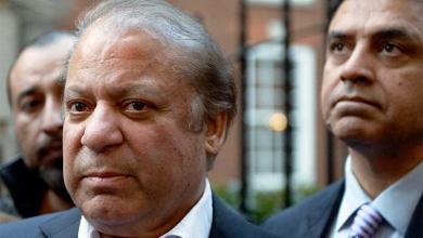 """Photo of """"نواز شريف"""" يمثل أمام محكمة باكستانية في قضية فساد"""