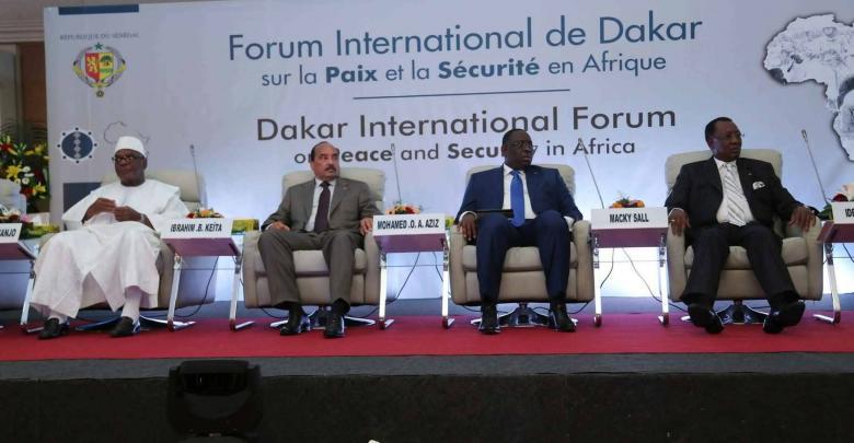 منتدى داكار الدولي السنوي للسلام