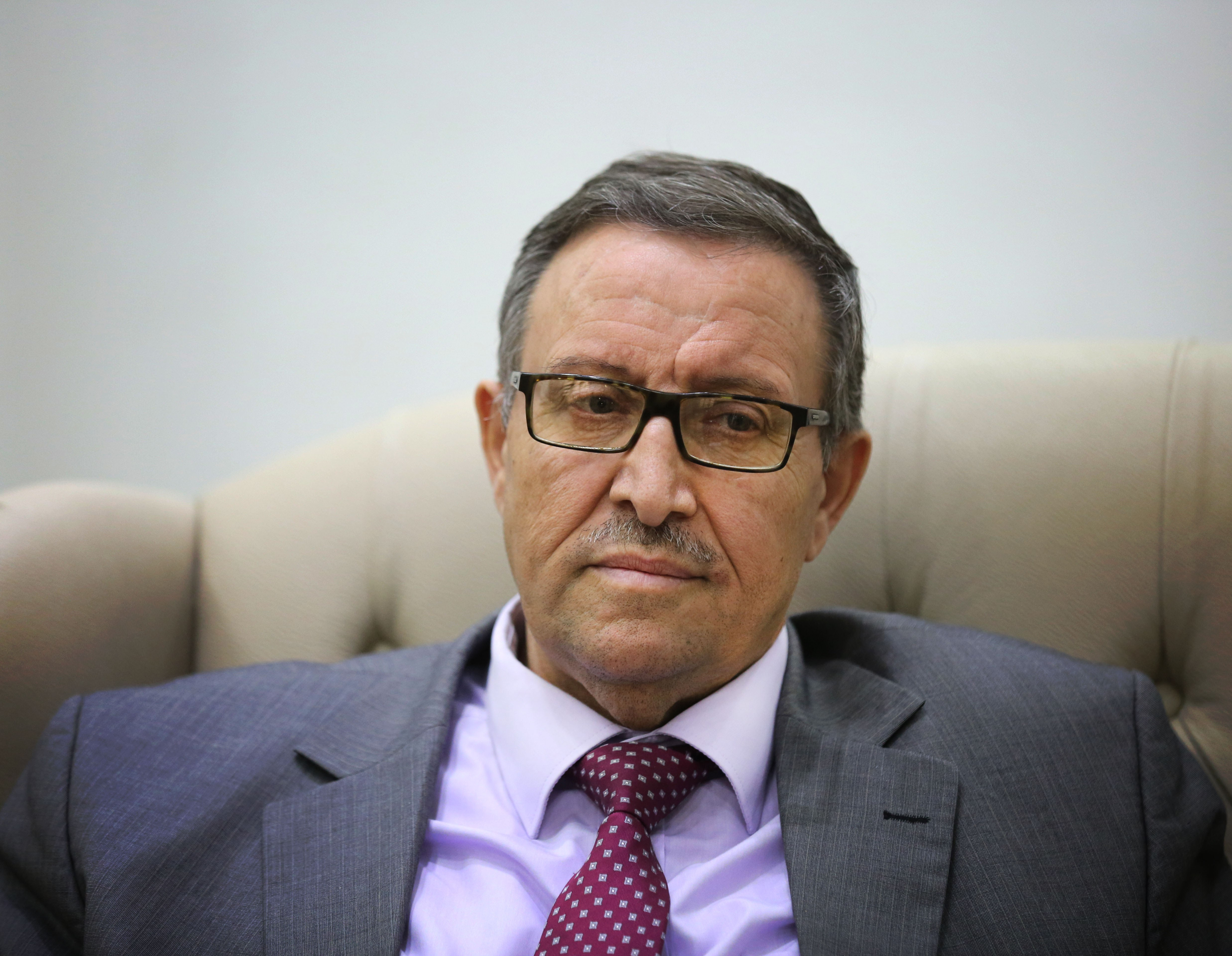 محافظ مصرف ليبيا المركزي علي الحبري
