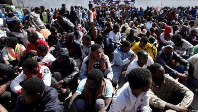 """Photo of """"المهاجرون ينتهكون حرمة ليبيا.. وهي ليست مسؤولةً عنهم"""""""