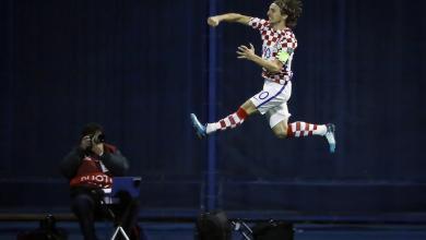 Photo of كرواتيا ترافق سويسرا إلى ملاعب روسيا
